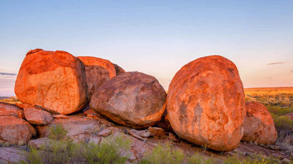 Reiseziele August - Northern Territory, Australien