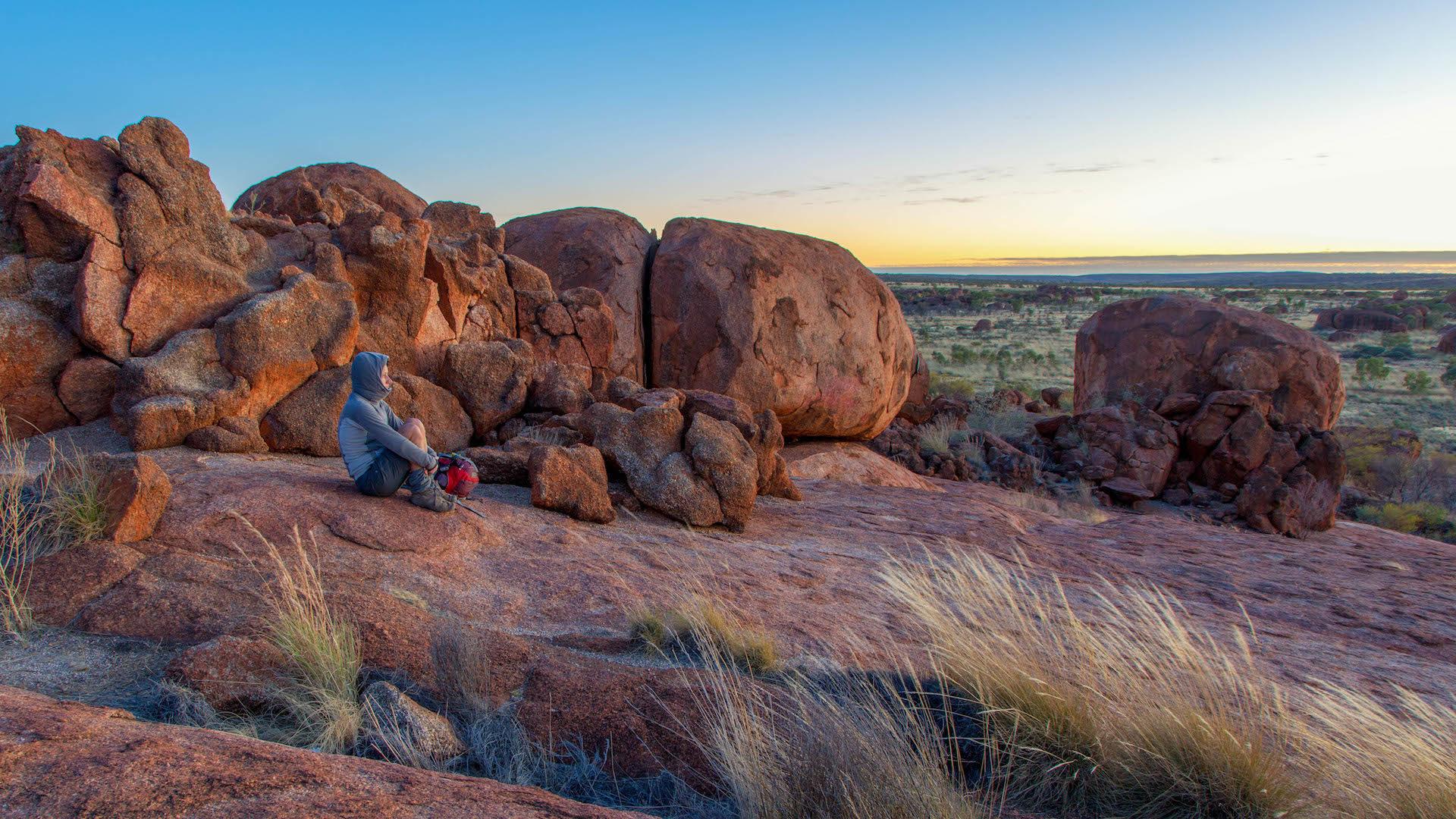 Der Stuart Highway - Unterwegs von Alice Springs nach Darwin