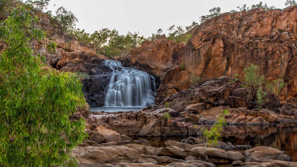 Leylin Falls/Edith Falls - Der Stuart Highway