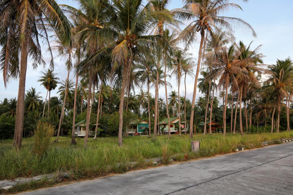 Bungalows auf Koh Phangan