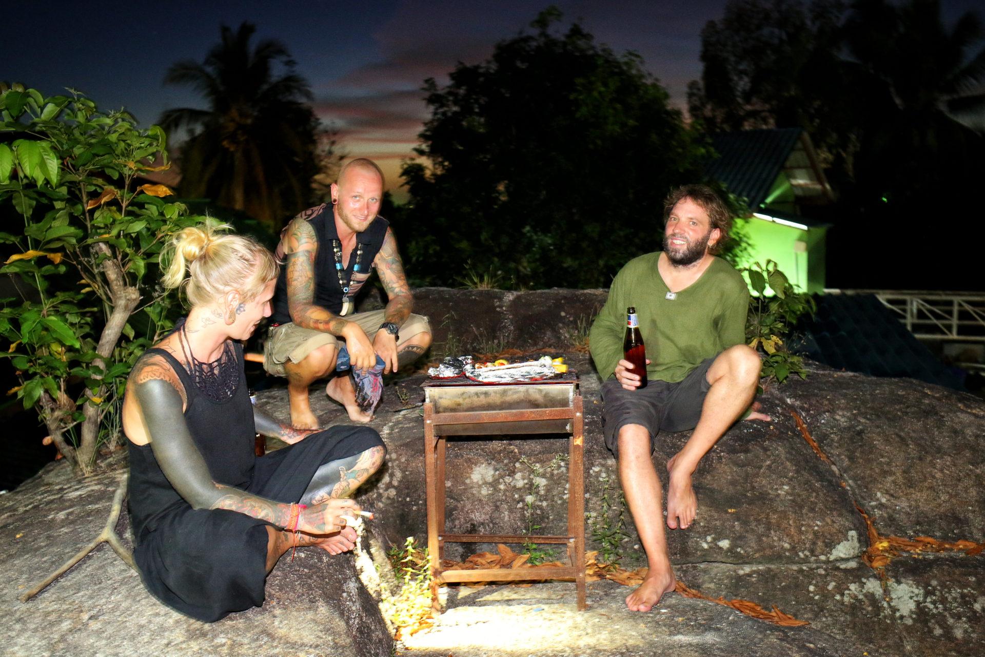 Willkommen in unserem Zuhause! – Unser Leben auf Koh Phangan