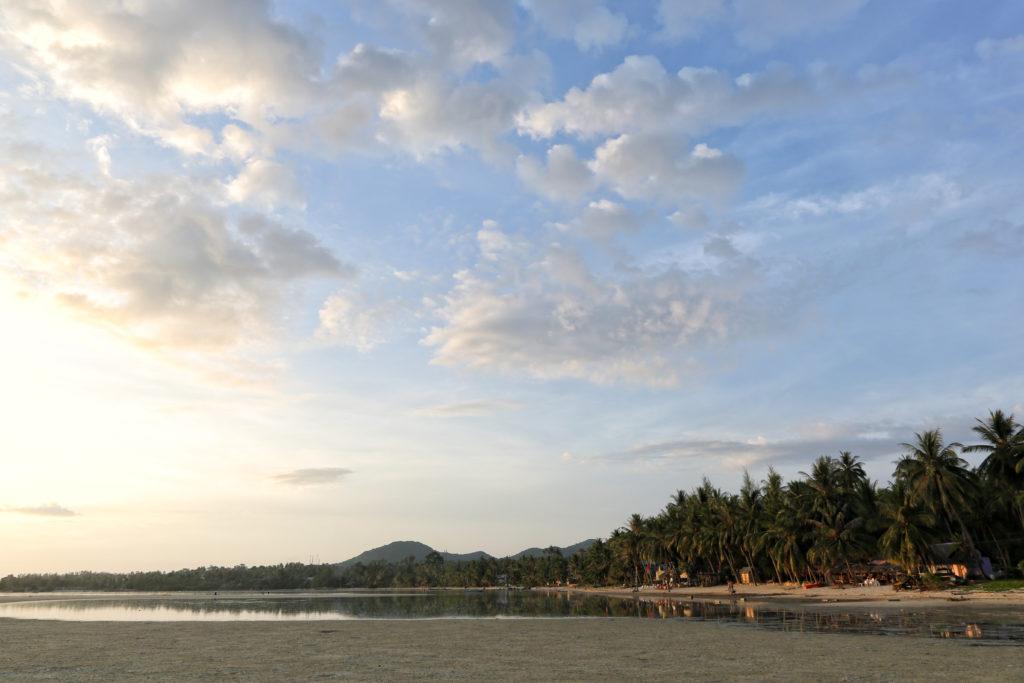 Strand Hin Kong Beach Koh Phangan