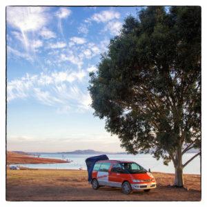 Kostenfreie Campingplätze in Australien