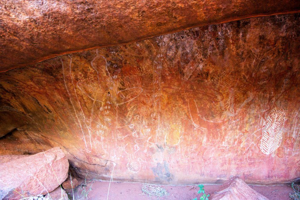 Klassenräume am Uluru