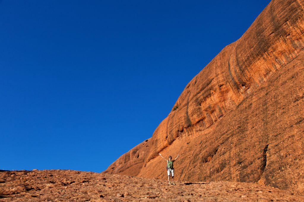 Der Uluru ruft - Auf ins Rote Zentrum - Valley of the Winds
