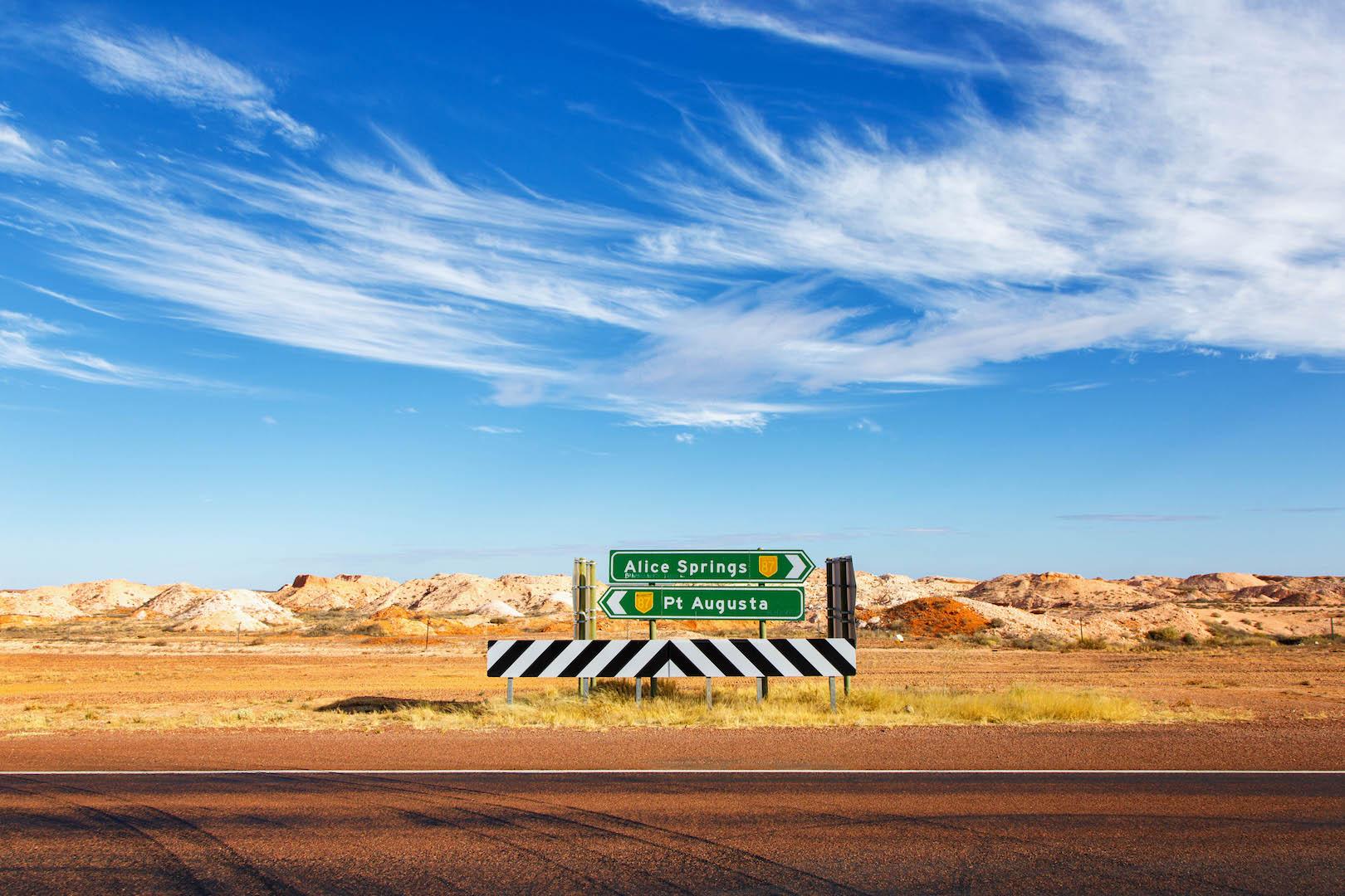Roadtrip Stuart Highway