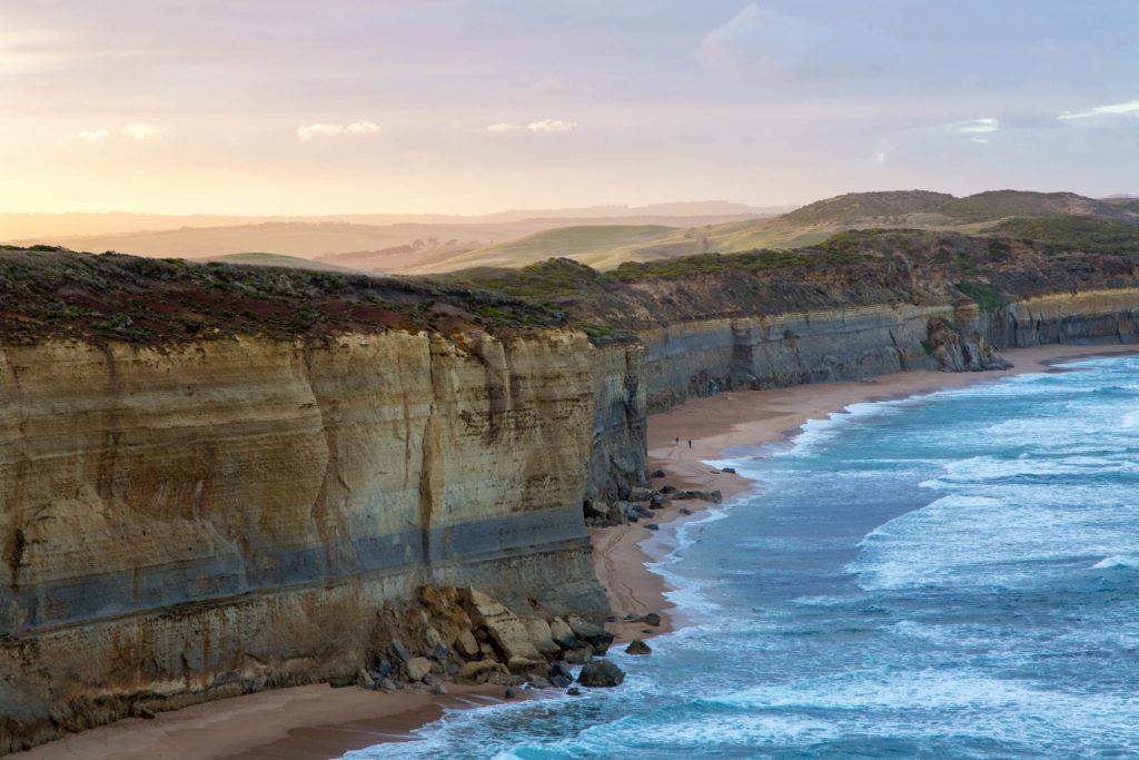 Great Ocean Road Australien -Dramatische Küsten