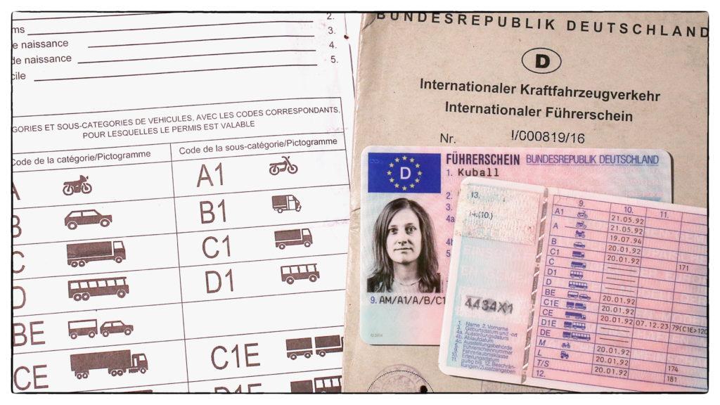 Internantionaler Führerschein Thailand - Fakten und Infos
