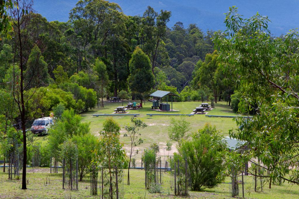 Kostenfreie Camingplaetze in Australien