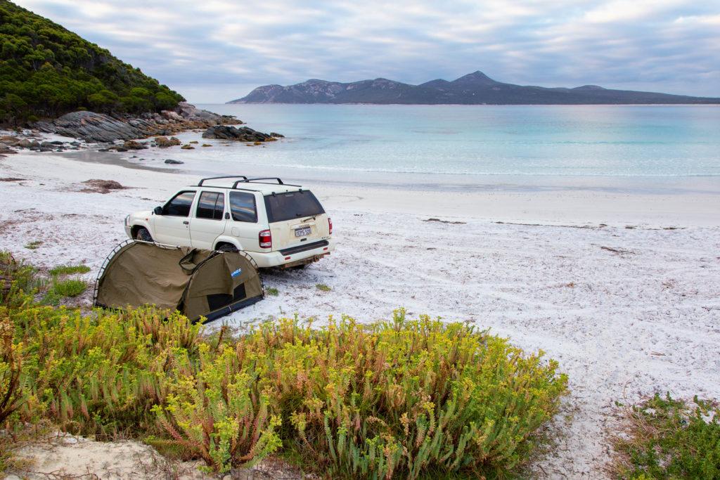 East Bay Campground östlich von Albany, kostenlose Campingplätze in Australien