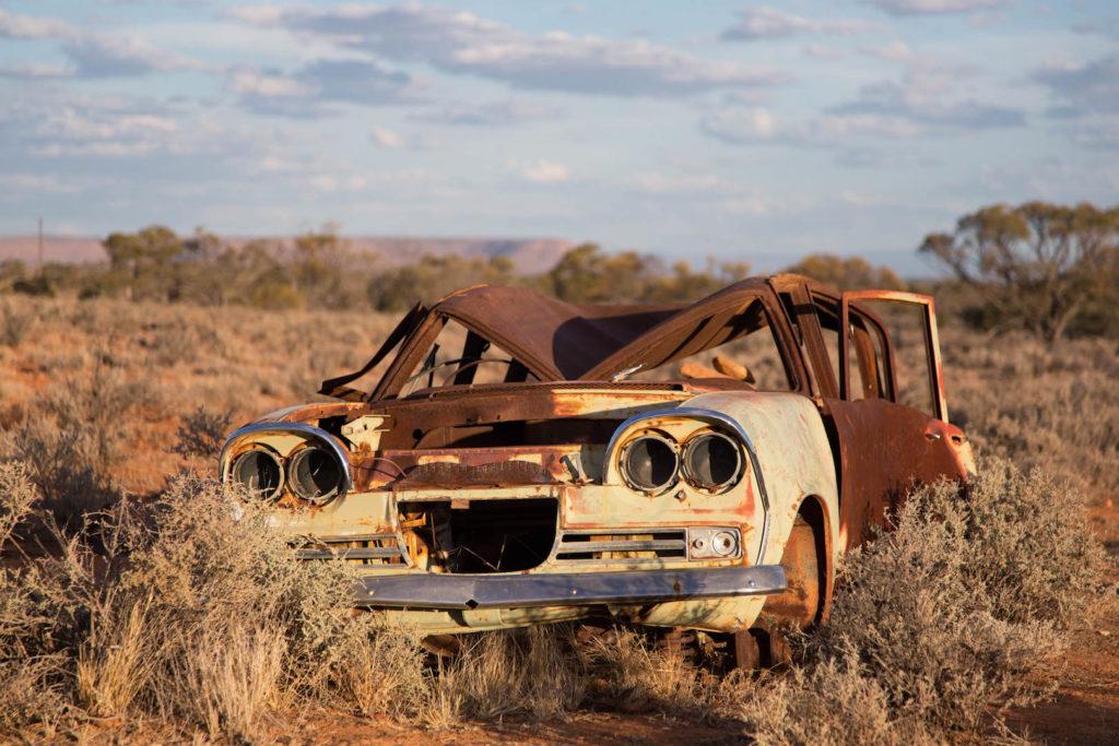 Autowrack Stuart Highway