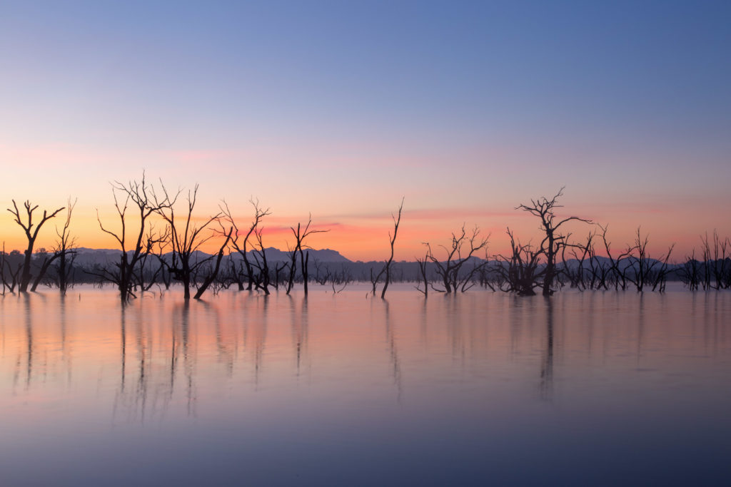 Rocklands Reservoir - Grampians Nationalpark