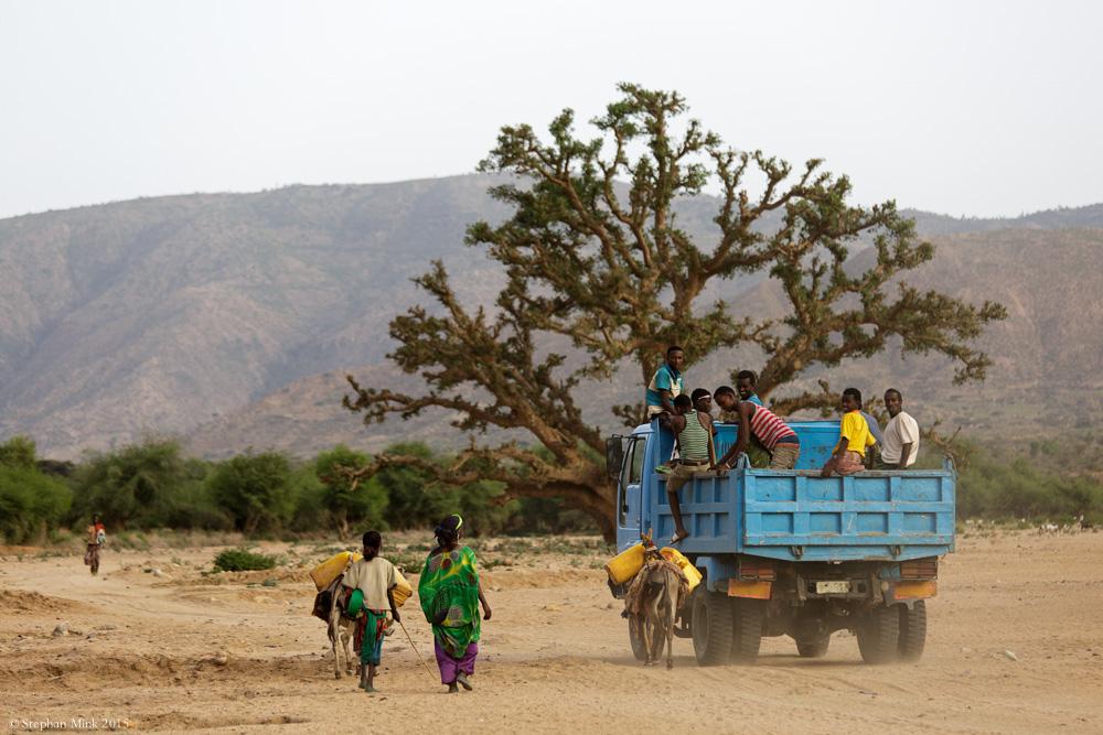 Vorübergehender Abschied aus Äthiopien…