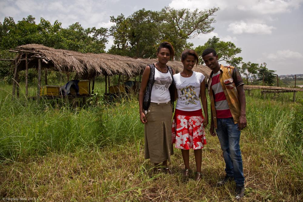 Imker für Imker in Äthiopien - Standort Bahir Dar