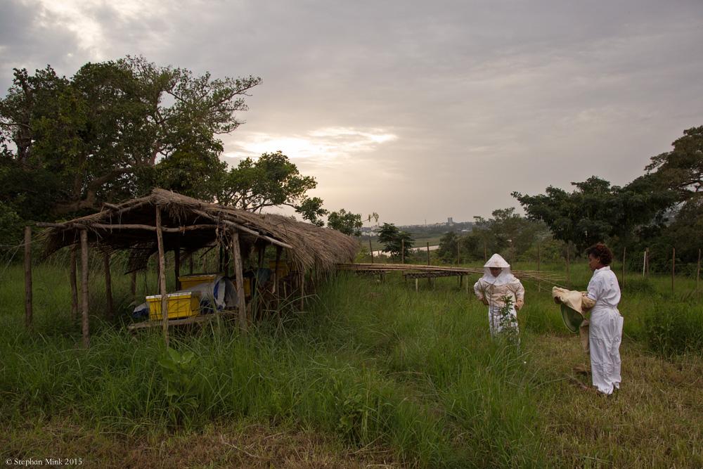 Imker für Imker in Äthiopien - Der Standort in Bahar Dar