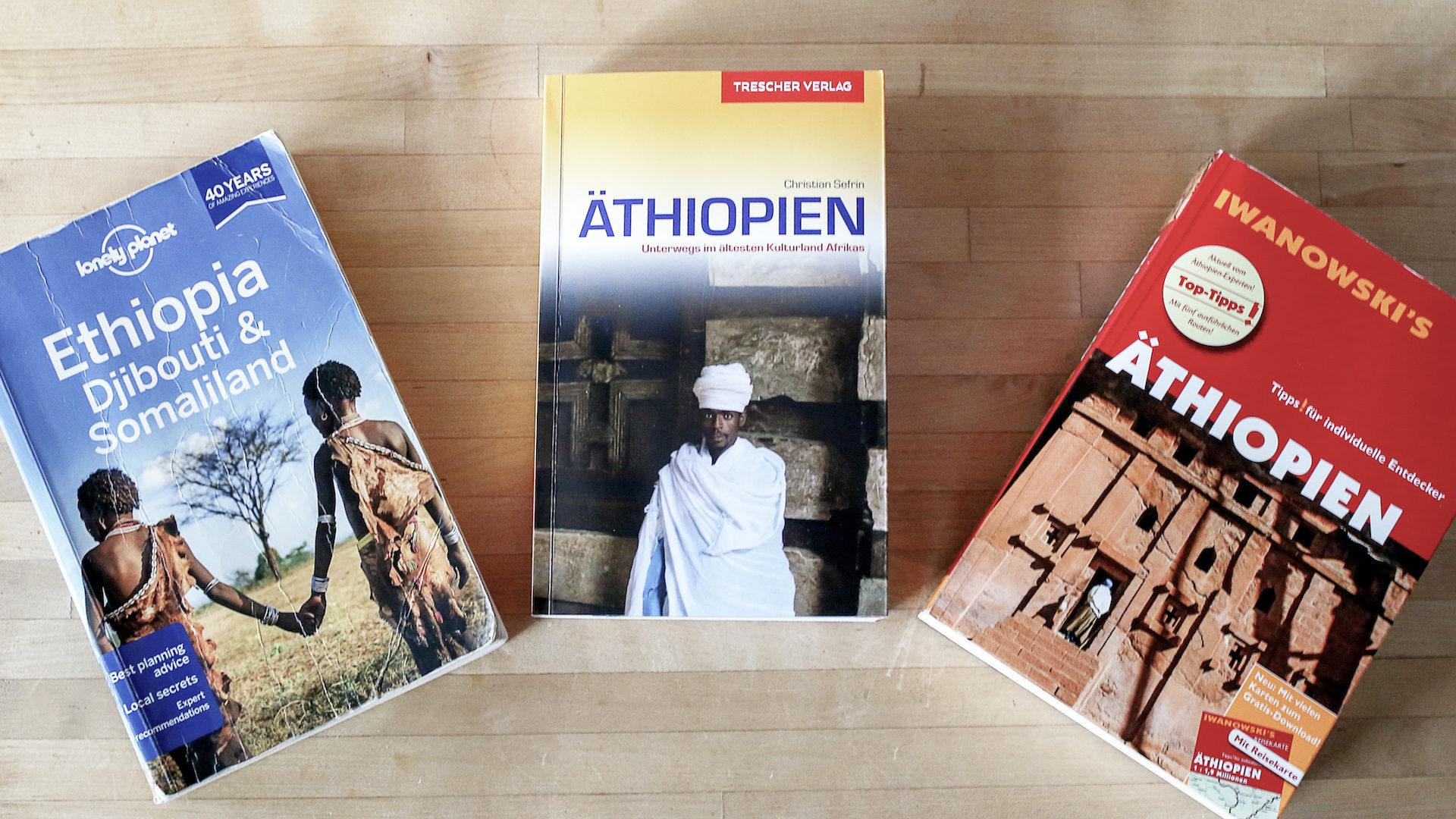 Mit welchem Reiseführer durch Äthiopien reisen?