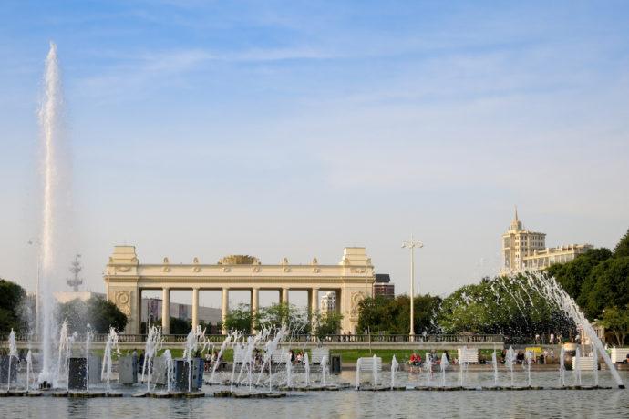 Gorki Park, Moskau
