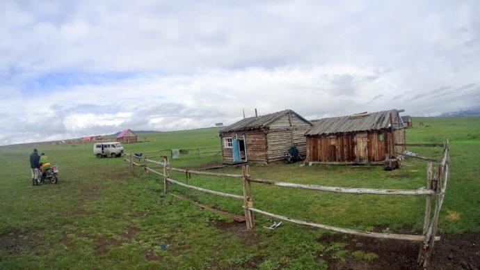 Auf dem Weg zu den Tsaatan, Mongolei