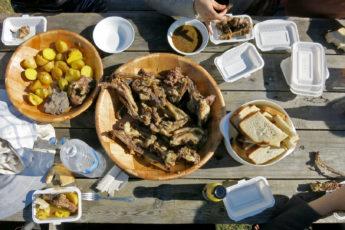 Die mongolische Küche