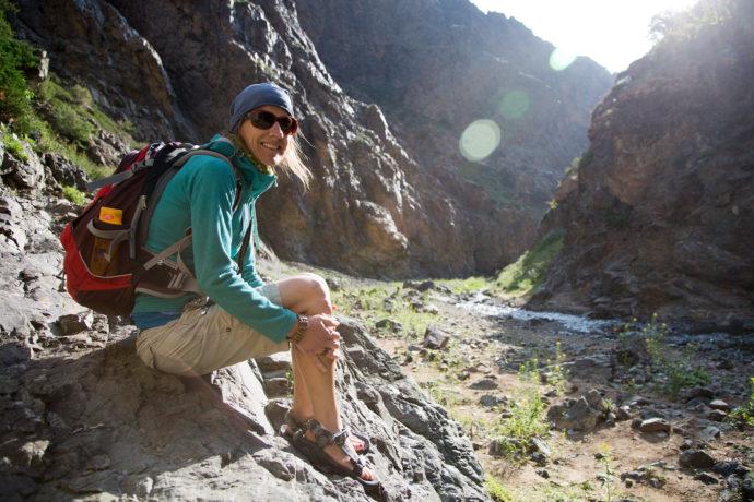 Ice Canyon Gobi