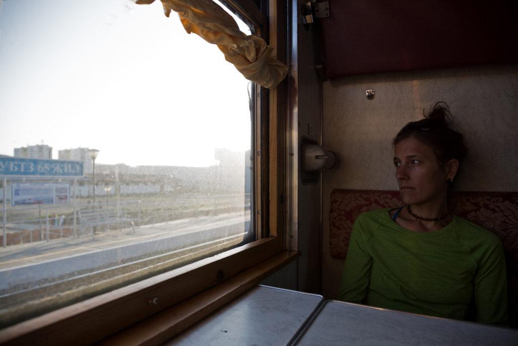 Unterwegs mit der Transsib - Die Transmongolische Route