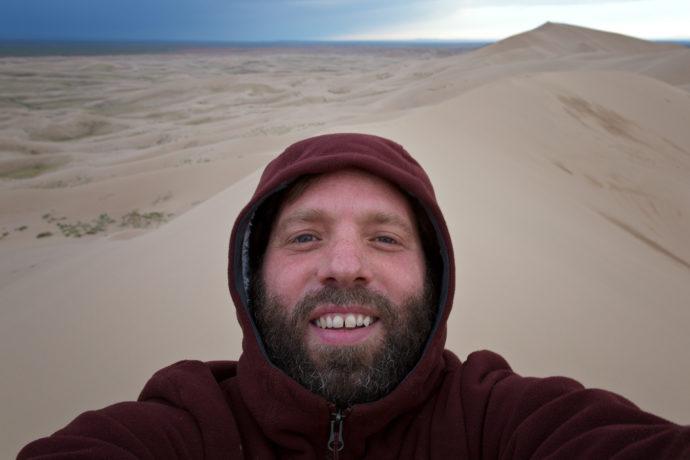 Dünen Wüste Gobi