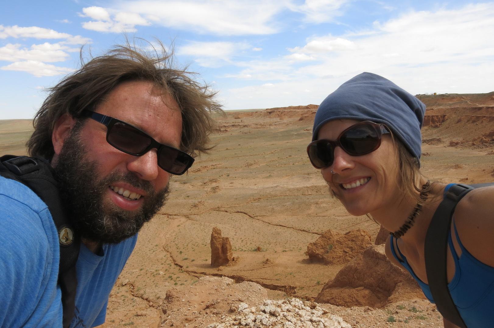 Von Ulaanbaatar in die Wüste Gobi