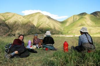 Umgebung von Xiahe