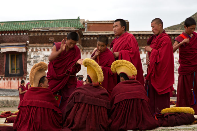 Kloster Labrang, Xiahe