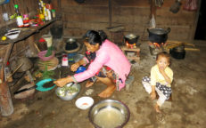 Homestay am Nam Ou, laotische Küche