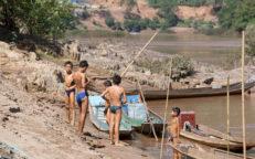 Nam Ou, Laos