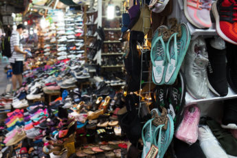 Hanoi Shoe Street