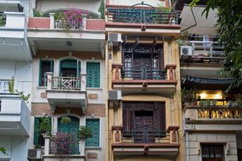 Hanoi - Französischer Kolonialeinfluss