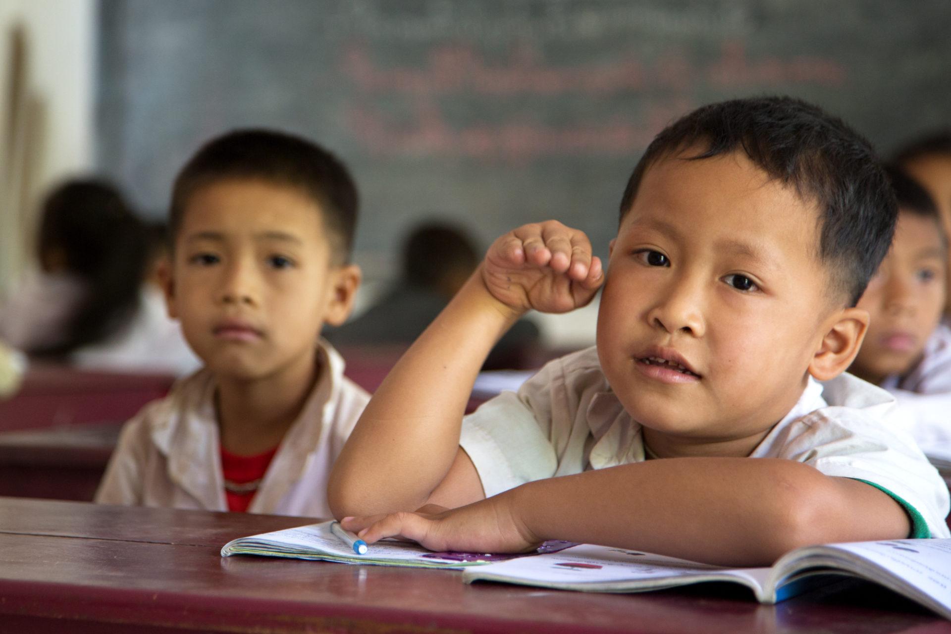 Bildung auf Laotisch – ein Homestay am Nam Ou – Teil 2