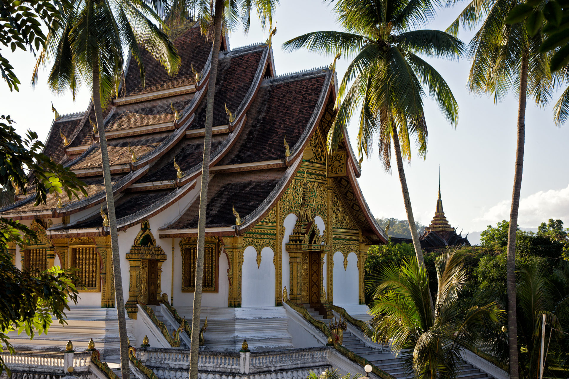 Luang Prabang - Royal Palace Museum