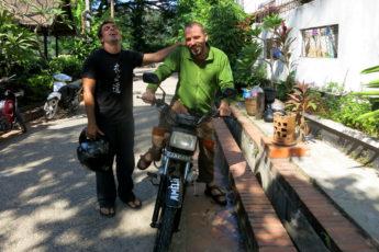 Motorbike - Kauf Honda Win Laos