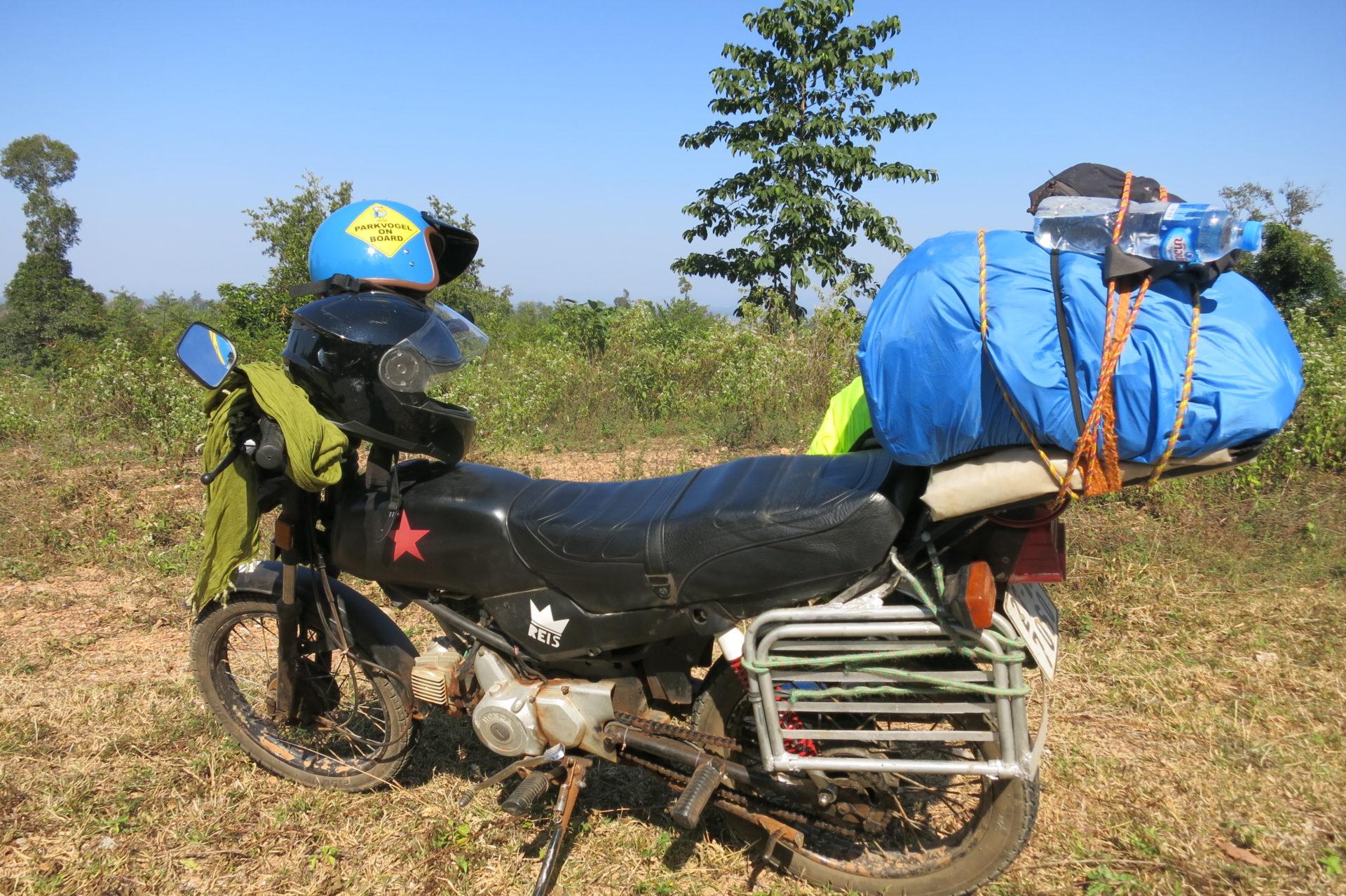 Von laotischem Stockbrot und dem Thakhek Loop