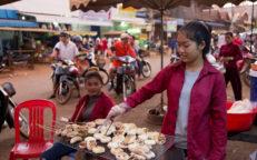 Banlung Markt