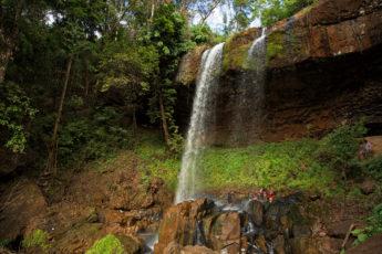 Banlung - Ratanakiri- Wasserfall