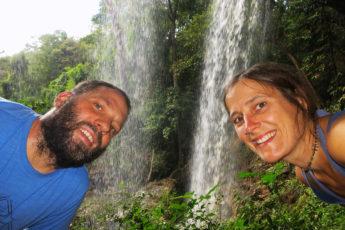 Ratanakiri und Mondulkiri Wasserfall
