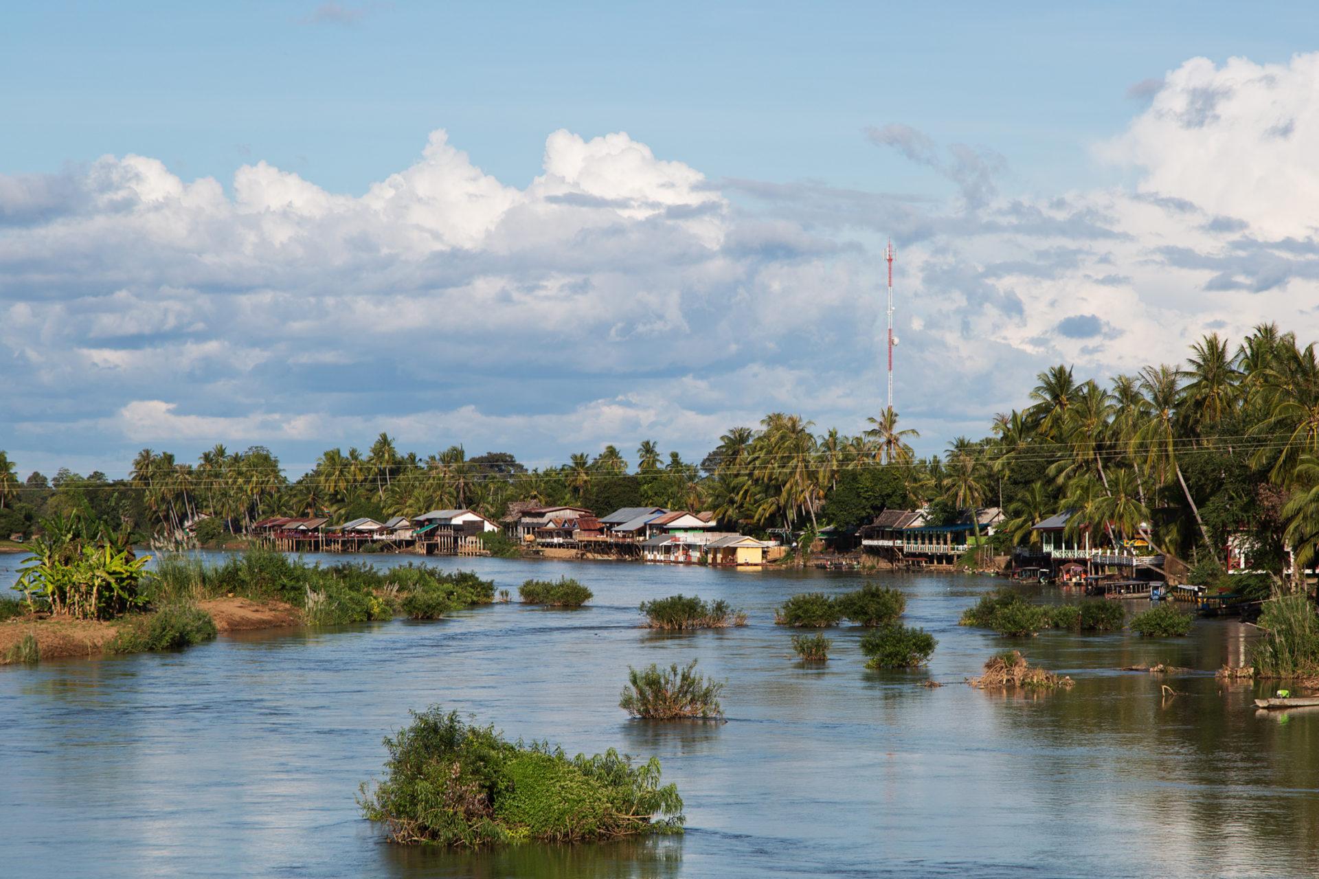 Oh Tannenbaum! – Si Phan Don oder die 4000 Inseln im Mekong