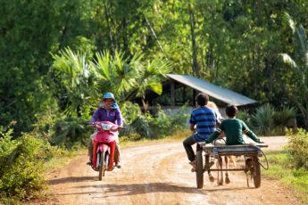 Umgebung Kampong Cham