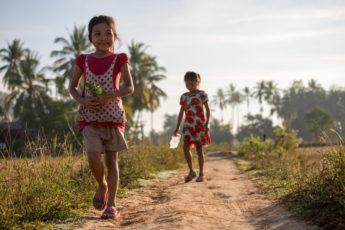 Unterwegs auf Don Khon