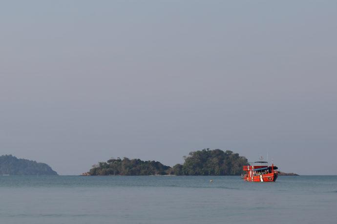 Tauchen auf Koh Chang