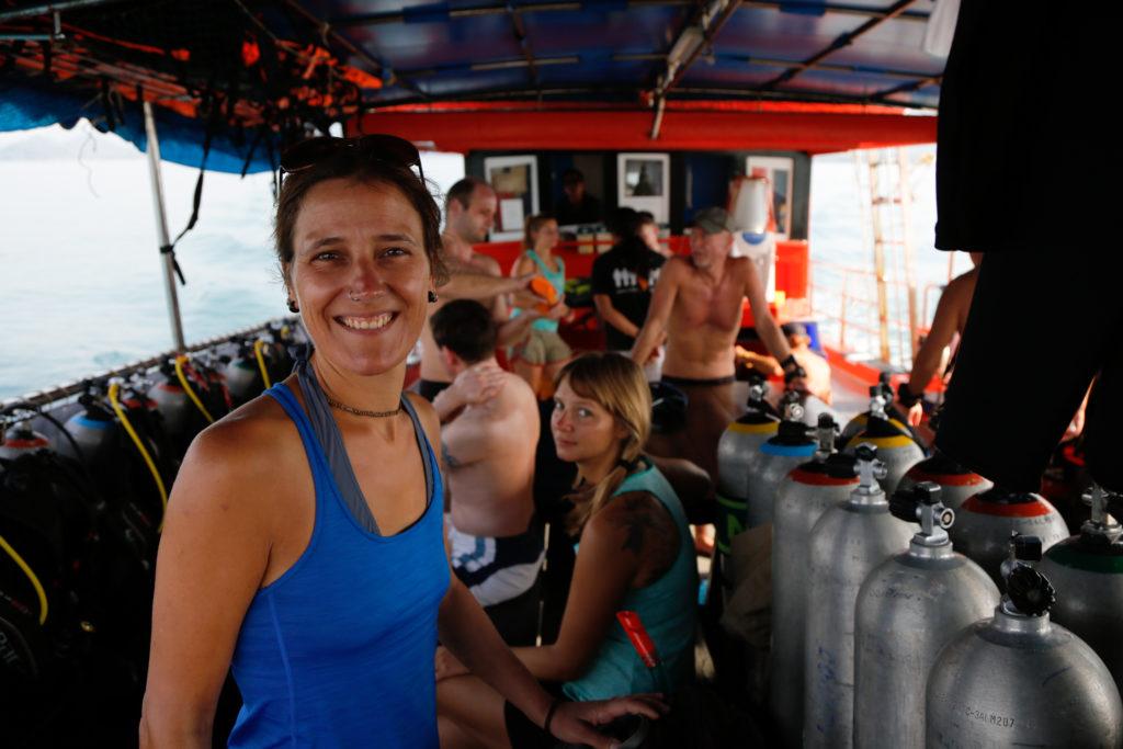 Tauchen auf Koh Chang mit dem Chang Diving Center