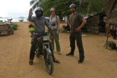 Von Kampot nach Kep