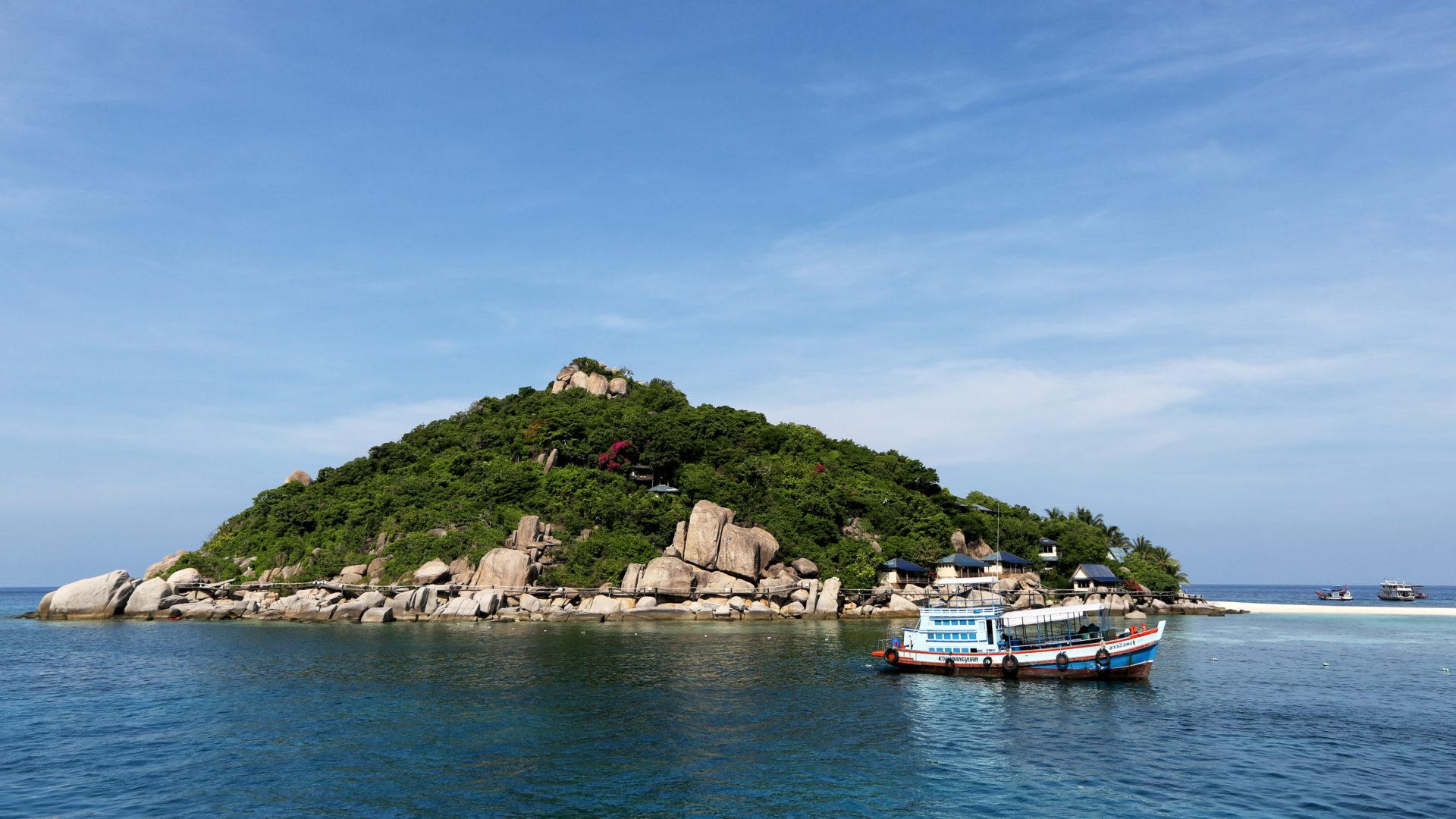 Koh Tao – zwischen Idylle und Trubel auf der Taucherinsel im Golf von Bangkok