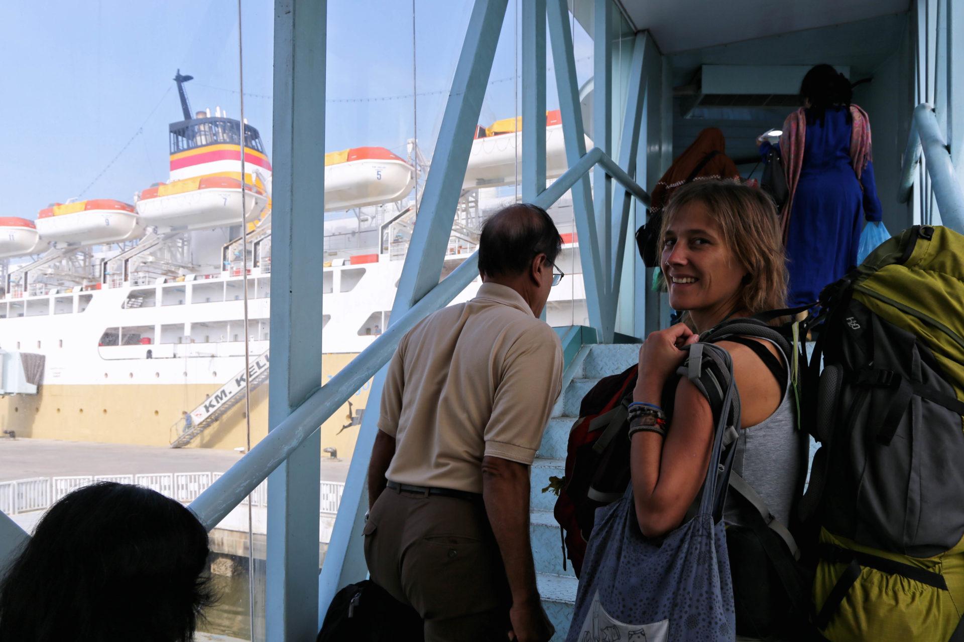 Auf grosser Schiffsreise – Mit der Pelni Fähre in Indonesien unterwegs