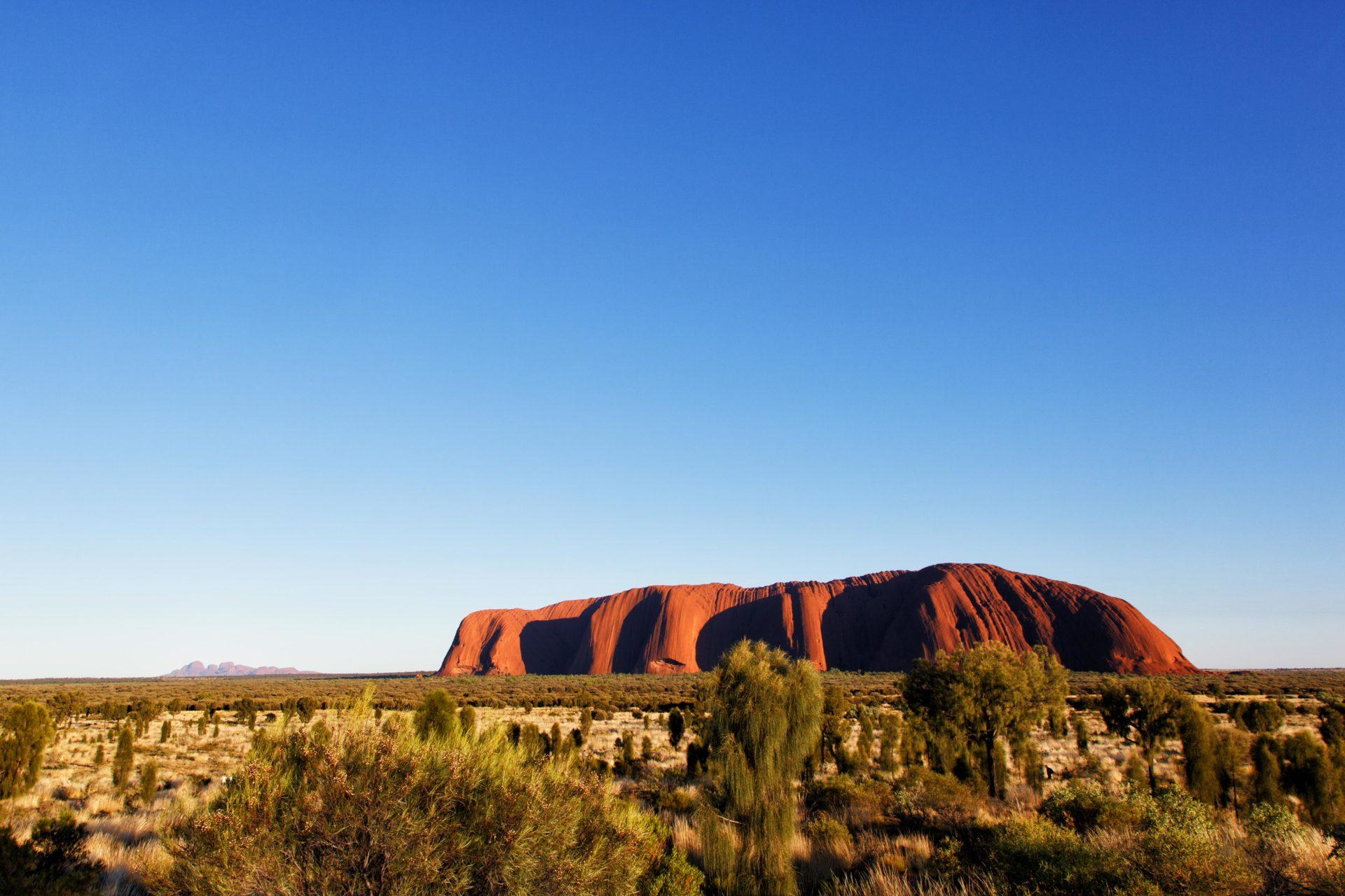 Uluru - Ayers Rock - Australien - Roadtrip