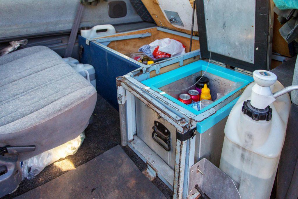 Spaceship - Kühlschrank und Vorratskammer - Spaceships Australia